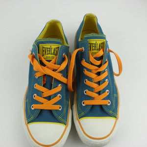 Everlast Canvas Low Top Sneakers Size 6